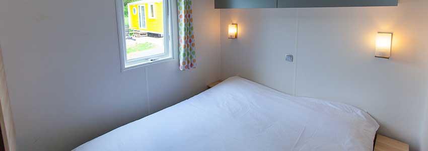 2-persoons slaapkamer in chalet-6